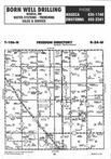 Map Image 023, Waseca County 2000
